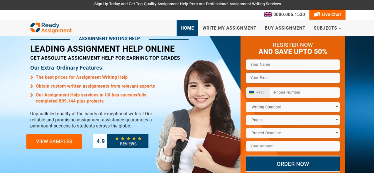 best assignment services readyassignment co uk review