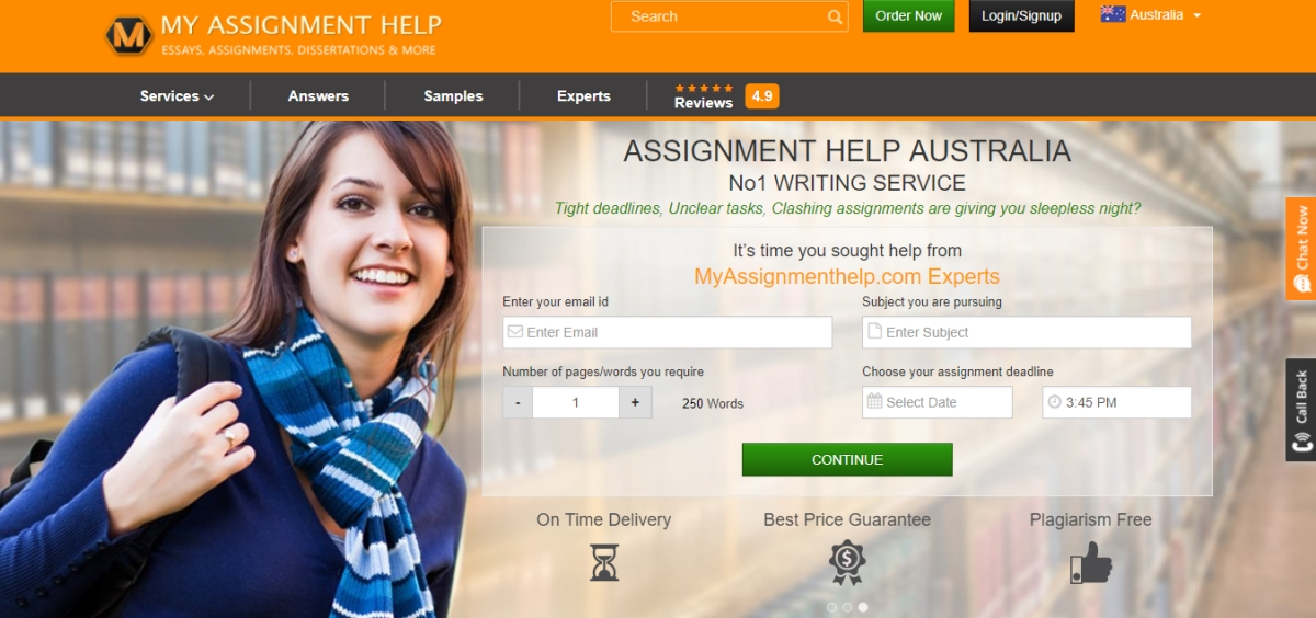 myassignmenthelp.com review