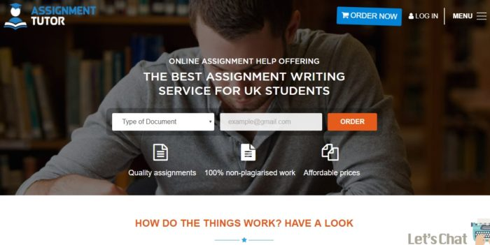 Assignmenttutor.co.uk Review