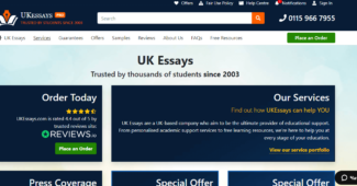 ukessays review
