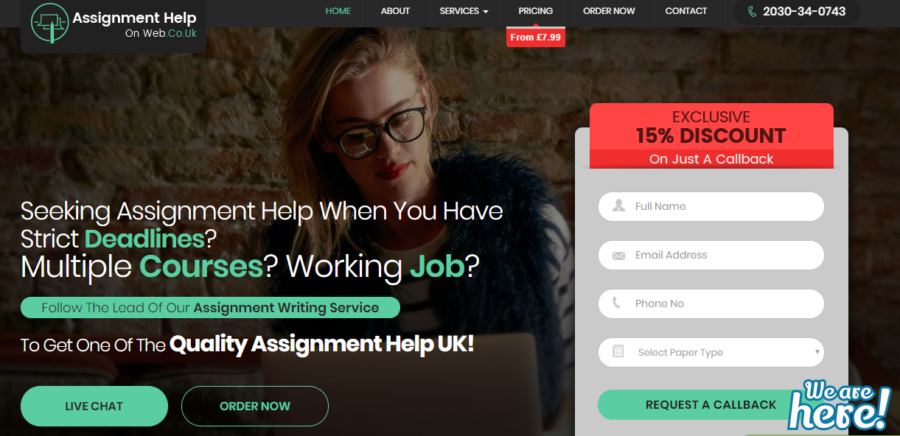 Assignmenthelponweb.co.uk Review