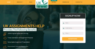 UKAssignmentsHelp review
