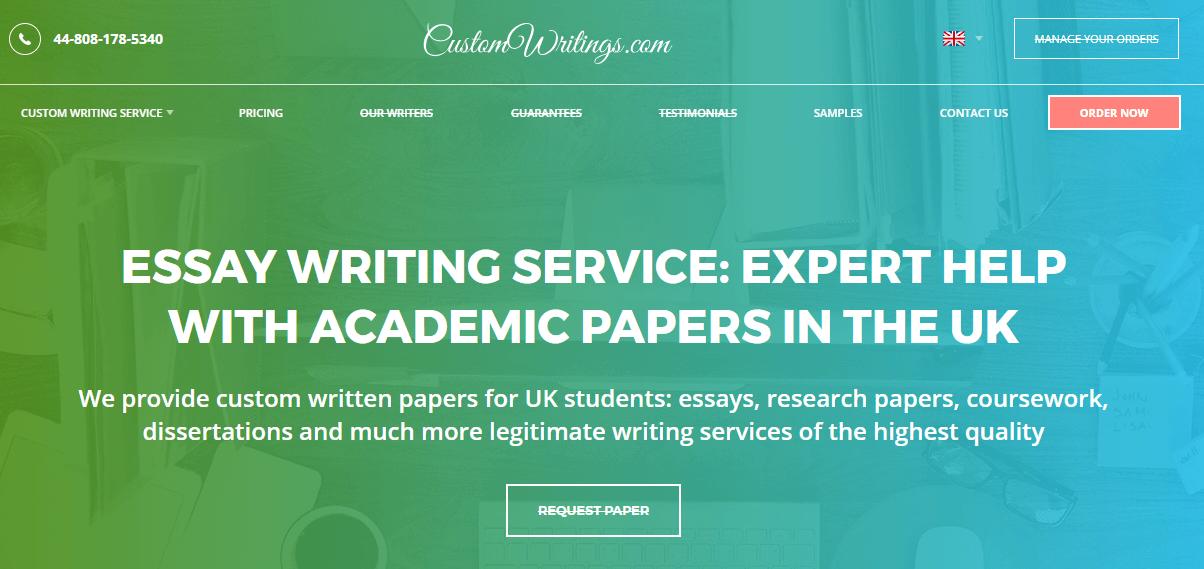 Custom Writings